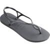havaianas Luna Sandals Women Steel Grey